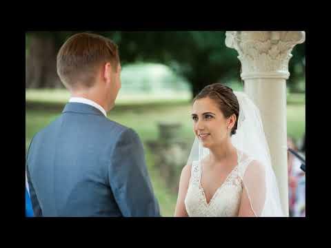 Austin  and  Natalie's beautiful wedding at Eastington Park