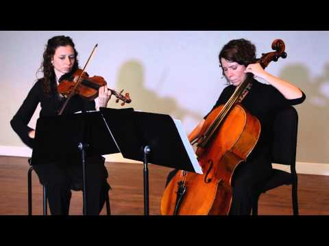 Canon in D by Pachelbel duet Musical Discovery Chamber Players