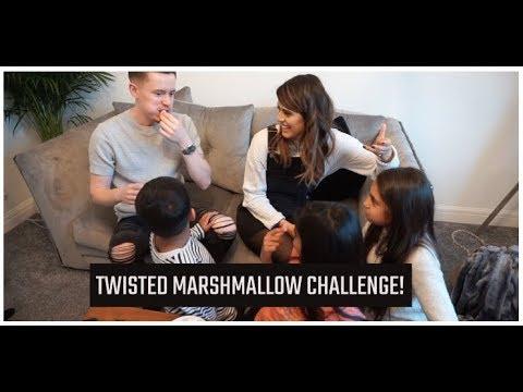 GROSS MARSHMALLOW CHALLENGE