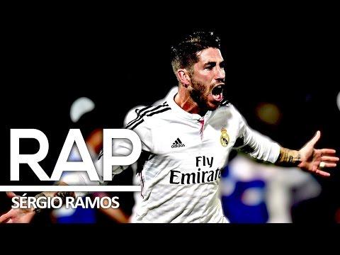 RAP DO SÉRGIO RAMOS | REAL MADRID | ESPANHA | TRIBUTO 40º | KANHANGA SPORTRAP