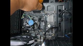 일패동 컴퓨터수리 컴퓨터 조립하고 윈도우10 설치 좀 …