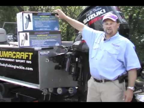 Panther Kicker Motor Brackets - iboats.com
