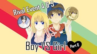 Hoax Harvest Moon Back To Nature : Boy Vs Girl 6 Rival event 4 & 5