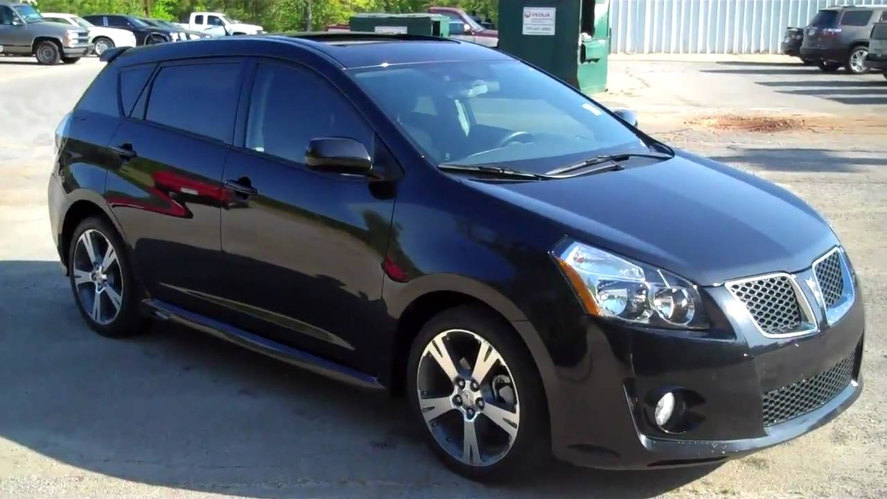 2009 Pontiac Vibe Gt R10963c Youtube