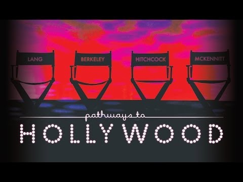 Four Great Directors: Pathways to Hollywood - Dr. David Soren