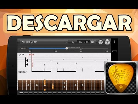 Ultimate Guitar Tabs & Chords Apk Full v4.9.0   APK PRO  DESCARGA MEGA