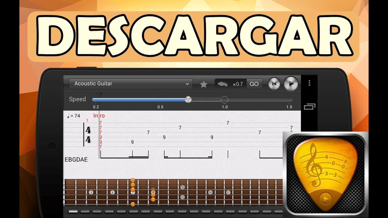 Ultimate Guitar Tabs u0026 Chords Apk Full v4.9.0 :APK PRO: DESCARGA MEGA - YouTube