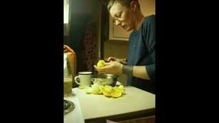 Citrus Sunrise Bundt Cake, Part 1
