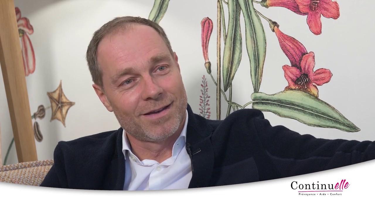 Download Interview de Christophe Thiriet, co-gérant du groupe Heintz Immobilier et Hôtels à Metz.