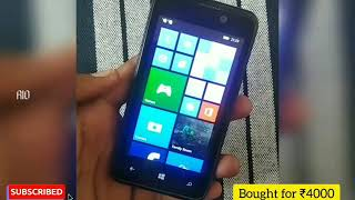 #windowsphone #review #iball #windows8.1 windows mobile phone iball Andi 4L pulse review