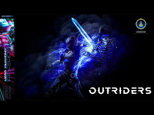 Outriders | Assassine im Gameplay Check | DD Time ☬ Deutsch [PC] 1440p Ultra