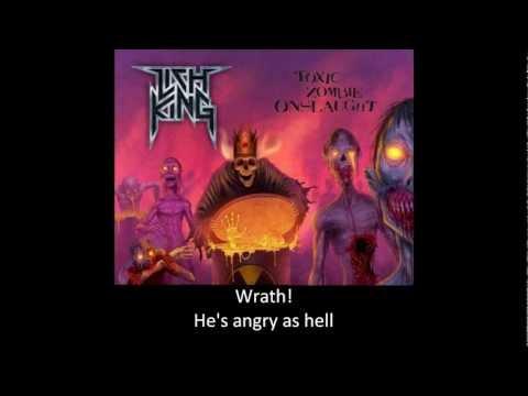 Lich King - Attack Of The Wrath... [Lyrics Video] HD