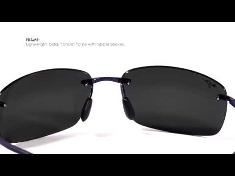Maui Jim Sunglasses - Kumu | Peter Ivins Eye Care | Glasgow Optician