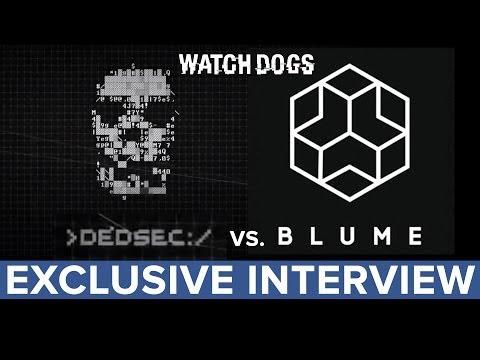 Watch Dogs: Dedsec vs Blume - Eurogamer Exclusive Interview