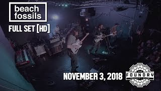 Beach Fossils - Full Set HD - Live at The Foundry Concert Club YouTube Videos
