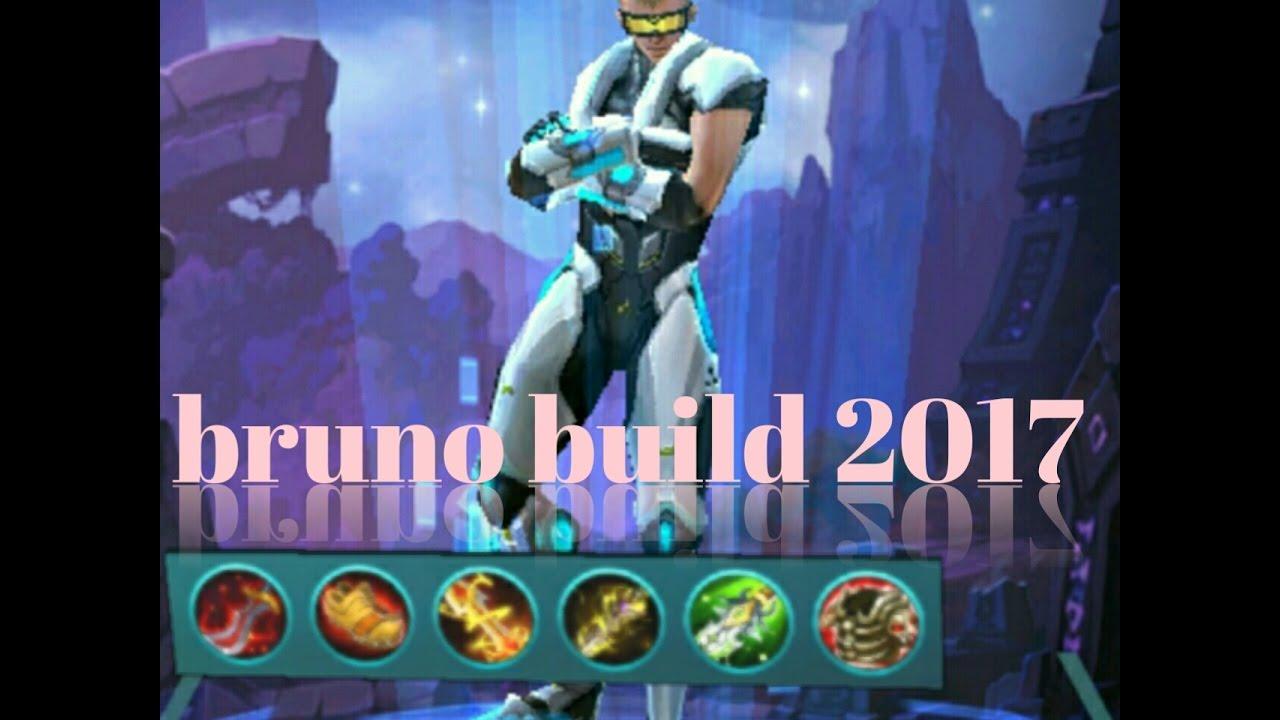Mobile Legends Bruno Build .. OP?