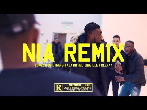 Fungz - NIA (REMIX) [feat. Ibbe, Chris & Fada, Michel Dida, Ille FreeWay]
