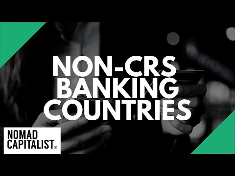 Non-CRS Banking Countries