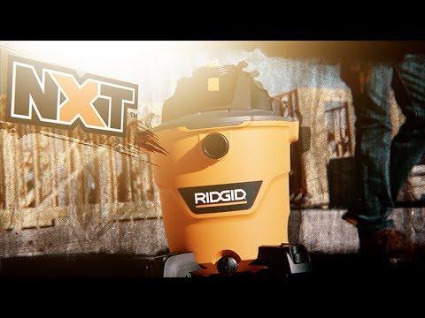 RIDGID 12 Gallon NXT Wet/Dry Vac (HD1200)