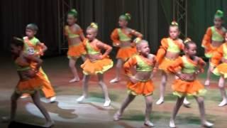 """Танцевальная композиция """"Веселая песенка""""/Танцующее поколение-2015"""