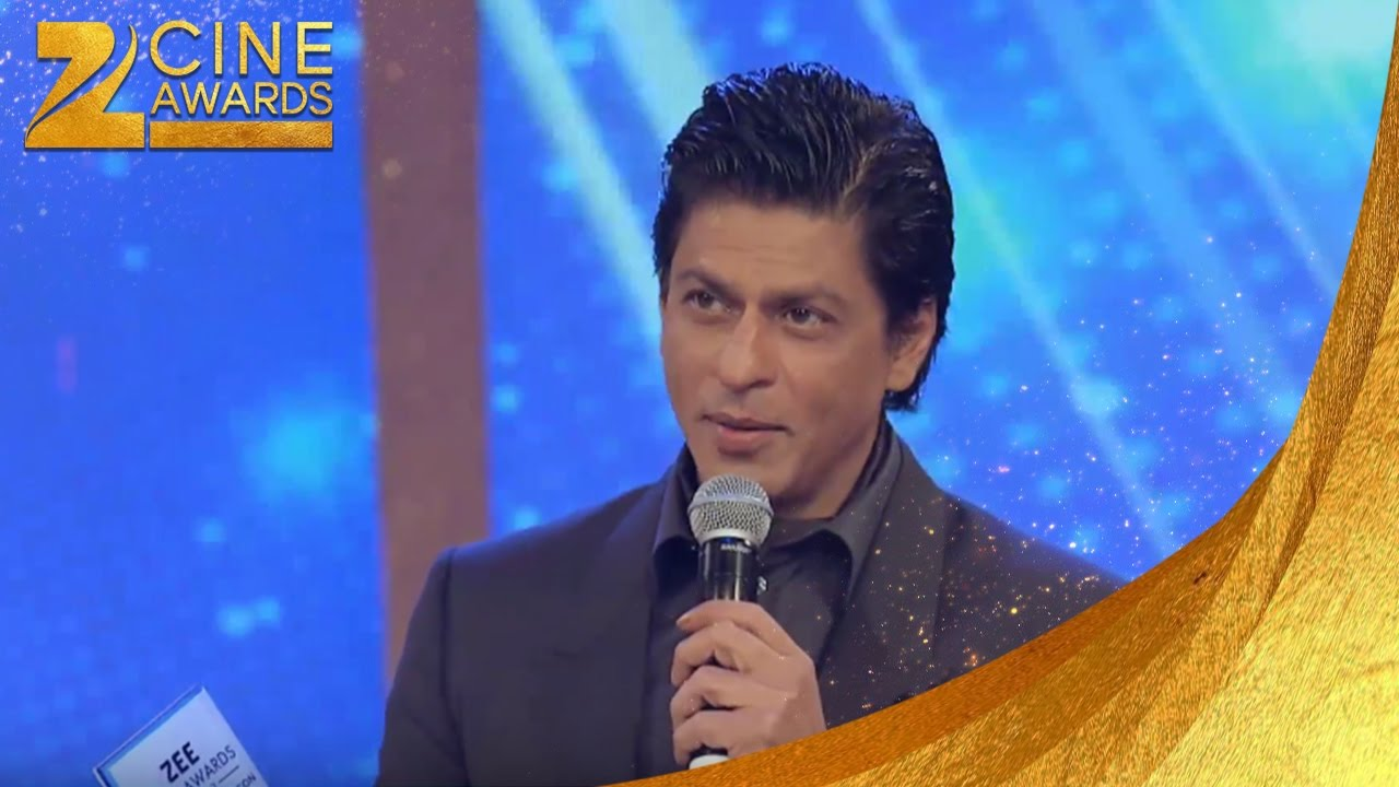 Zee Cine Awards 2013 International Icon Male Shah Rukh Khan