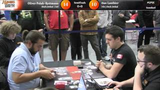 Grand Prix Quebec City 2015 Semifinals