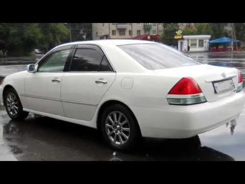 Тойота Марк-2 2003 года. Юбилейный выпуск