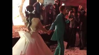 Николай Басков на свадьбе Нелли Ермолаевой и Кирилла