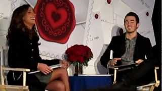 Kevin and Danielle Jonas play the Newlywed Game Thumbnail