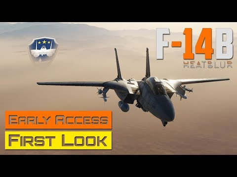 DCS World - Heatblur F-14 Tomcat - Early Access First Look