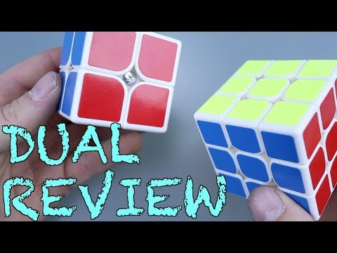Guanpo 2x2 &  GuanLong Plus Review | thecubicleus