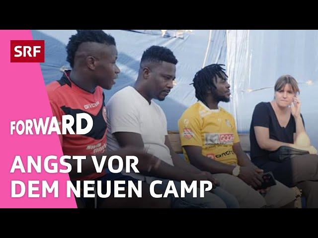Im Flüchtlings-Dschungel auf Samos - Hilflosigkeit und illegale Pushbacks | Forward | SRF Impact