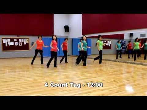 Jump On A Ride - Line Dance (Dance & Teach in English & 中文)