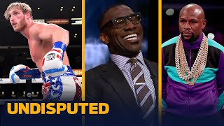 Skip & Shannon on Floyd Mayweather agreeing to fight Logan Paul on June 6th in Miami | UNDISPUTED