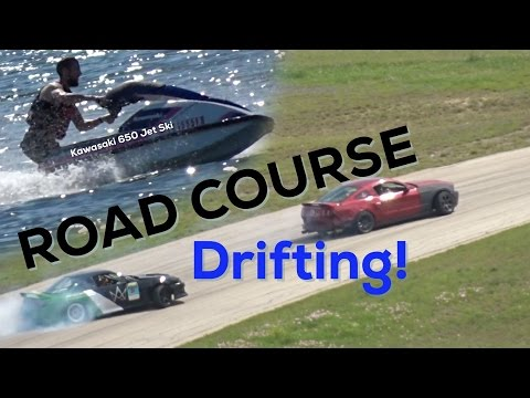 Country Club Drifting | Wet n Wild | The long haul home