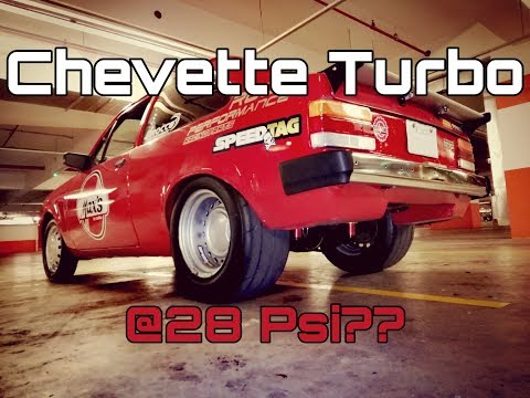 Chevette Turbo 28 Psi Nitro