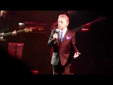 Frankie Valli at The Beacon Theater - March 19, 2015 -