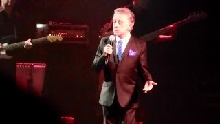 "Frankie Valli at The Beacon Theater - March 19, 2015 - ""Dawn (Go Away)"""