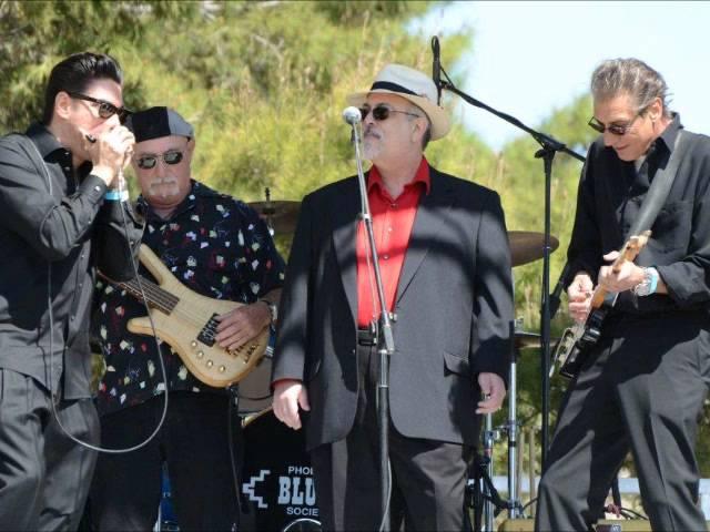 Common Ground Blues w Special guest Bob Corritore!