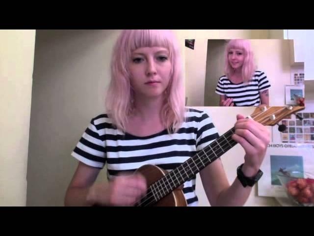 The Shins New Slang Ukulele Cover Chords Chordify
