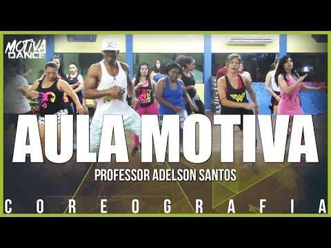 Motiva Dance - Primeira  Professor Adelson Santos