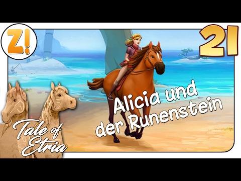 Horse Adventures - Tale of Etria: Alicia und der Runenstein #21 | Let's Play [DEUTSCH]