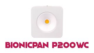 BionicPan P200WC - LED Grow Light System - Bionicled