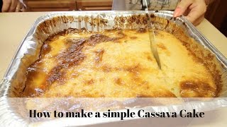 Filipino aunties making Cassava Cake