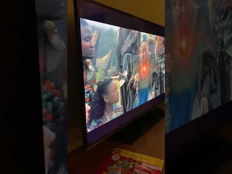 Now tv intermittent blue screen
