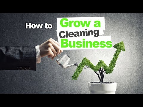 How to Grow a Cleaning Business - Ninja tactics from a Tech Company That You Need to Know!