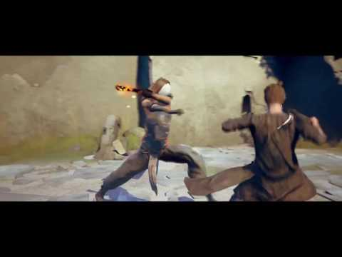Absolver   Reveal Trailer   PS4 PC XB1 Poster