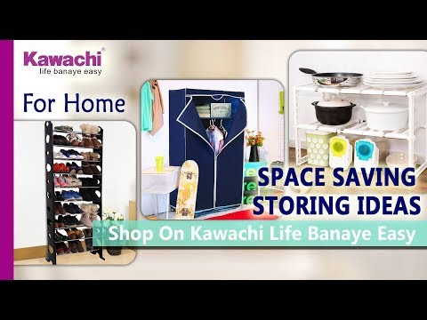 Space Storing Saving Ideas For Ideal Homes | Tips For Home Deco