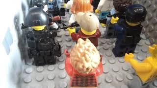 Лего зомби апокалипсис. Спецназ против зомби. 3 серия.