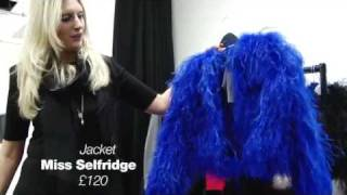 How to dress: Feathers